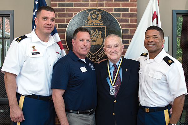 Cadet Hall of Fame of LTG Patrick