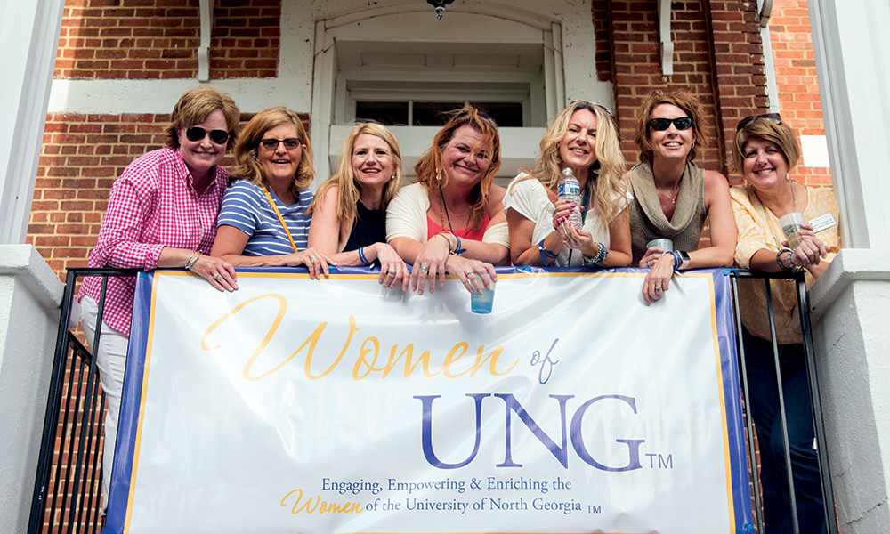 Alumni Weekend - Women of UNG