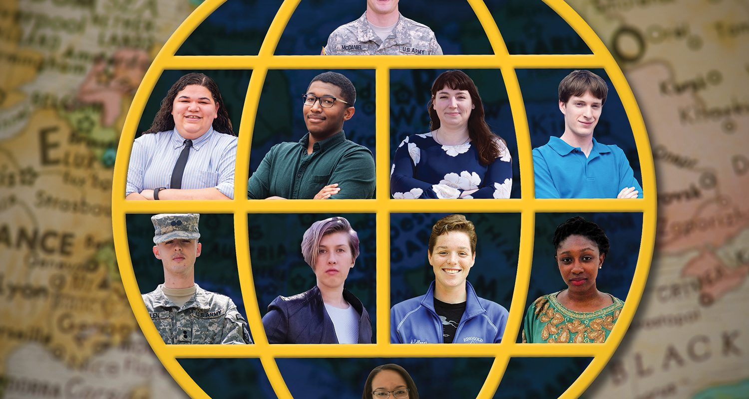 UNG scores record number of Fulbrighters UNG set a new record this year with nine students selected as Fulbright finalists for 2017-2018. 10 of the 14 applicants from UNG were selected as Fulbright semifinalists.