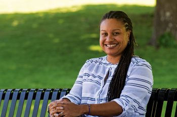 Dr. Lauren C. Johnson, assistant professor and coordinator of diversity and recruitment initiatives in UNG's College of Education, studied in Chile this summer through the Fulbright-Hays Seminar Abroad Program.