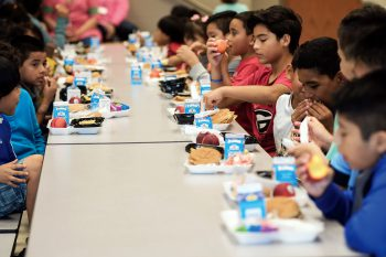 Through the UNG's Summer Food Program UNG has partnered with several agencies to provide thousands of meals to children in need across multiple counties.