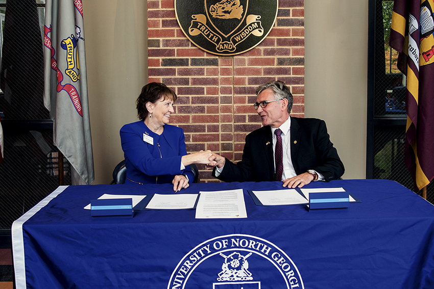 MOU Signing - South Africa - Stellenbosch University