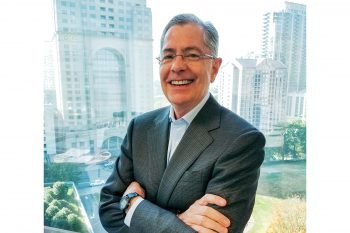 Bob Mathews, President and CEO of Colliers International, was named by the Atlanta Business Chronicle as one of the most admired CEOs.
