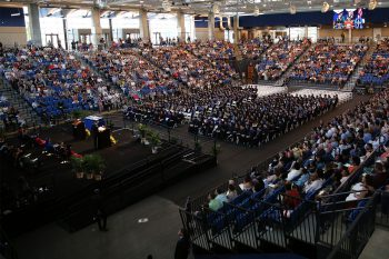 Commencement—is one of the highlights of the year at any university and UNG is no different.