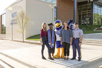 New Convocation Center opens to great fanfare as it hosts student events and commencement.