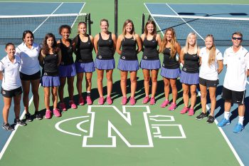 For the first time in program history, the No. 27 UNG women's tennis team headed to the NCAA Division II Sweet 16 in Surprise, Arizona.