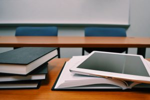 MBA Textbooks and an iPad