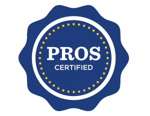 PROS Certified