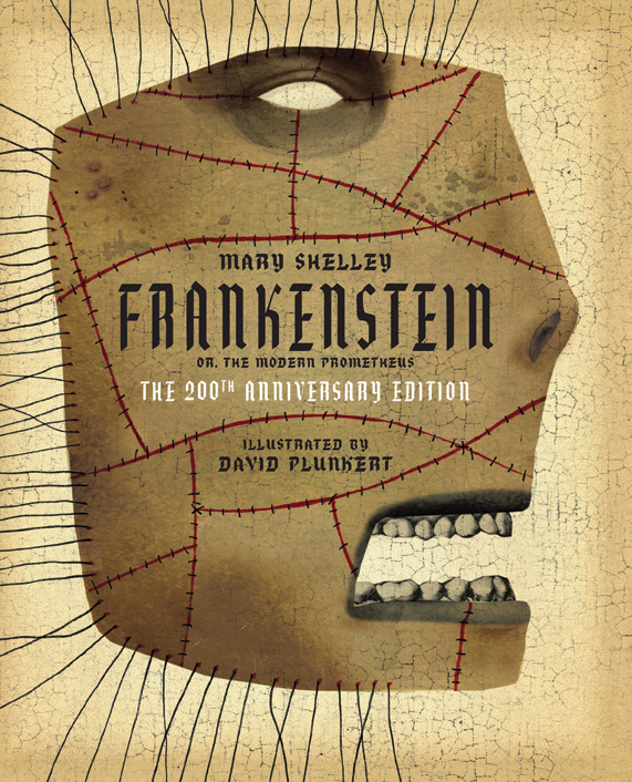 "2018 edition of ""Frankenstein"" from Rockport Publishers"