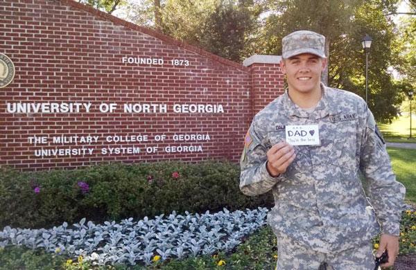 UNG-thanks-dad-cadet-web