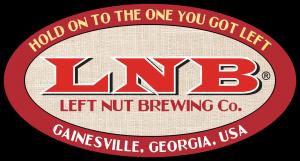 Left Nut Brewing logo