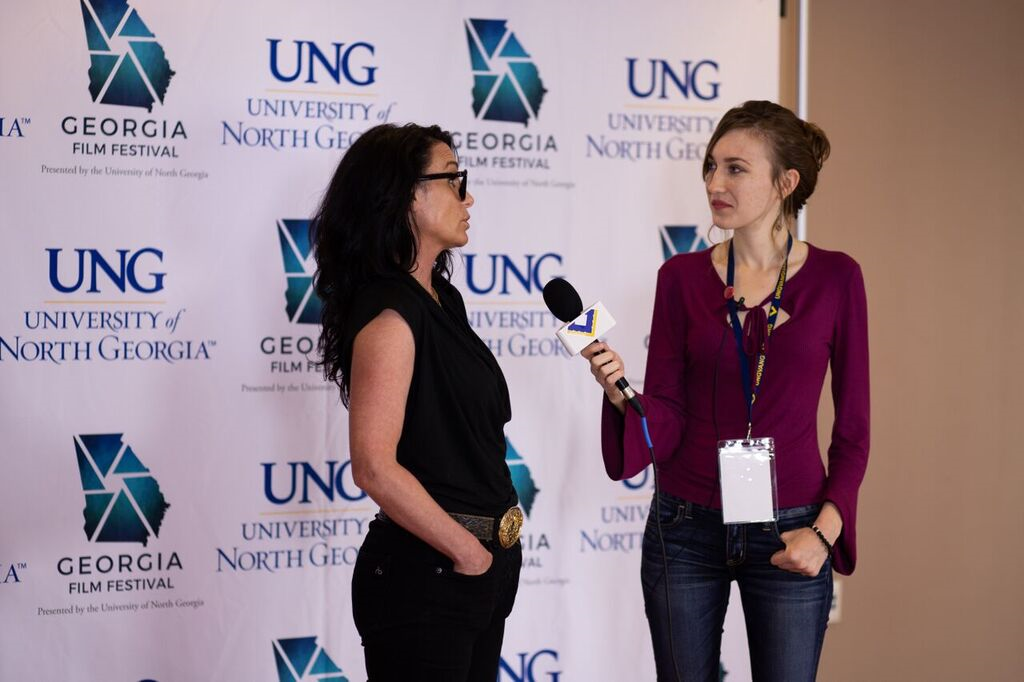 Student Interview Georgia Film Festival