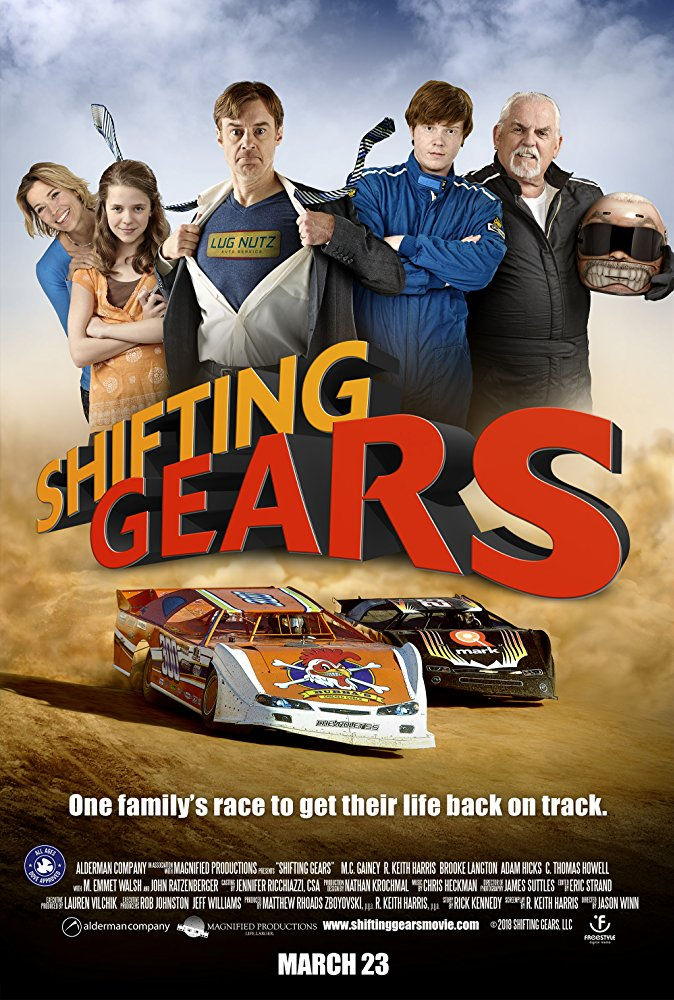 Shifting Gears Poster 2