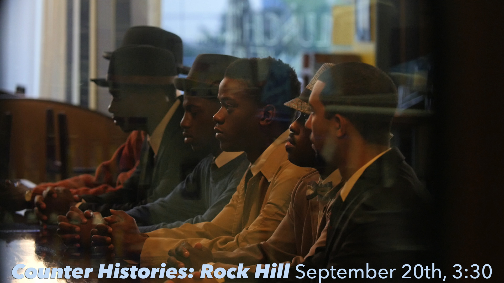 Counter Histories Rock Hill Photo