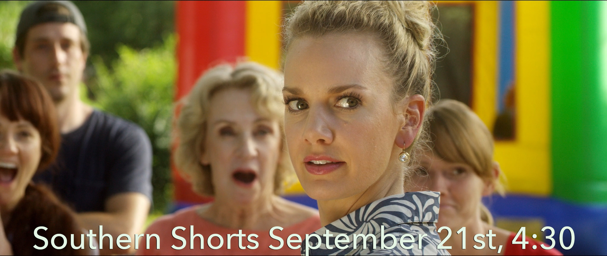 Southern Shorts Block Photo