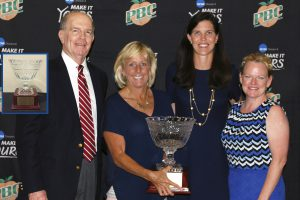Athletics wins trifecta of top PBC awards