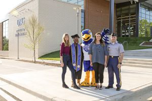 Grand opening: New Convocation Center