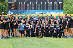 Softball team wins Super Regional and advanced to NCAA Division II Softball Championship