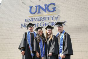 UNG continues to rise in rankings