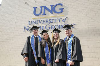 UNG is ranked 20th among all public regional universities in the South on the U.S. News & World Report 2019 Best Regional Universities list released in September.