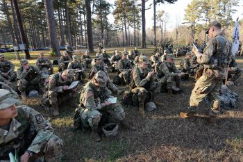 This summer, 108 rising seniors in the Corps of Cadets at UNG spent about a month getting tested on their military and leadership skills, allowing the U.S. Army Cadet Command to assess their proficiency as a future officer in Advanced Camp at Fort Knox, Kentucky.