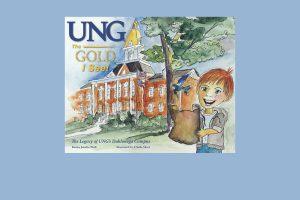 Children's book celebrates history of Dahlonega Campus