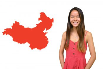 UNG junior Kate Taylor has earned a highly competitive Chinese Government Scholarship to study for a year at Zhejiang Normal University this fall, as well as a Benjamin A. Gilman International Scholarship.