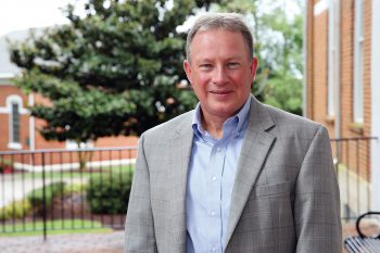 Dr. John Delaney is the new associate vice president and dean of students at UNG's Dahlonega Campus.
