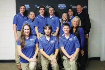 After winning their second Southern Conference championship in as many years, eight UNG rifle student-athletes were named Scholastic All-Americans by the Collegiate Rifle Coaches Association.