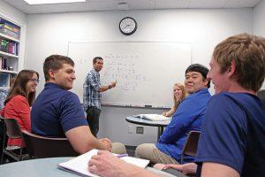 University enrollment hits new record
