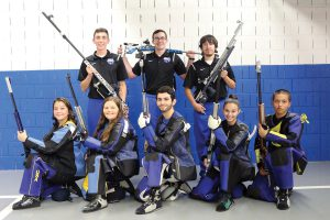 Rifle team finishes record-breaking season