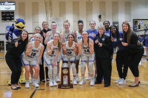 Women's basketball team wins NCAA Southeast Regional