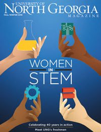Women in STEM Cover Image