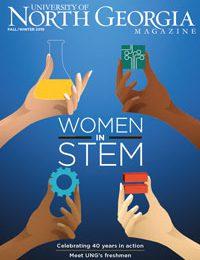 Women in STEM Cover Image