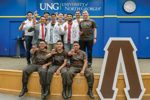 Gainesville Campus welcomes Latin Fraternity, Lambda Theta Phi