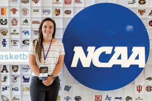 VanHorn nominated for NCAA Woman of the Year