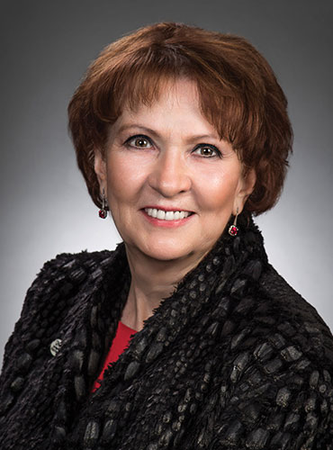 President Dr. Bonita Jacobs