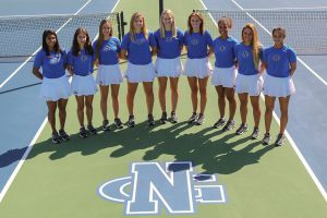 Women's tennis team caps historic run with NCAA Elite Eight appearance