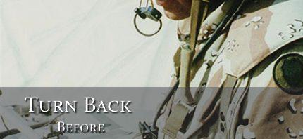 Coming Soon: Turn Back Before Baghdad!