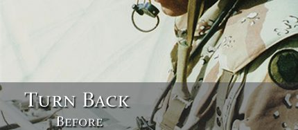 New Release: Turn Back Before Baghdad